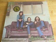 New listing 1969 Crosby Stills Nash Lp Record Vinyl Atlantic SD 8229 With Insert