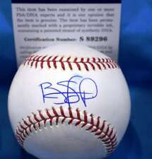 BRANDON PHILLIPS PSA DNA COA Hand Signed Major League Autograph Baseball 2