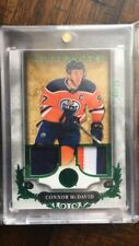 2018-19 UD Artifacts Connor McDavid Dual Patch 3/25