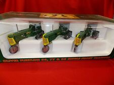 SPECCAST 1/16 OLIVER 66 77 88 3 BEAUTIES LIMITED ED. ROW CROP TRACTOR SET
