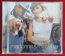 Madonna & Missy Elliot, Into The Hollywood Groove, GAP Promo CD