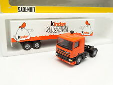 Lyon Toys 1/50 - DAF 95 400 Semi Remorque Kinder Surprise