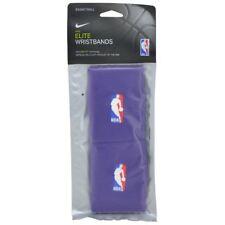 NIKE Elite Wristbands NBA Lakers Dri Fit Wristbands 1 Pair, Purple