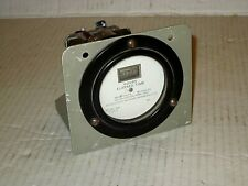 Vintage Weston Electrical Instrument Corp Model 691 Type 2 Hourselapsed Time