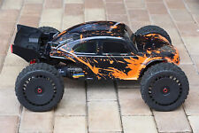 Custom Body Muddy Orange Baja Bug for ARRMA 1/8 TALION 6S BLX Car Shell Cover