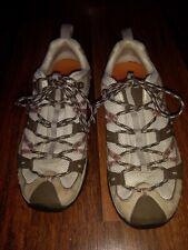 Womens size 9.5 Merrell Siren Sport Elephant pink hiking shoes