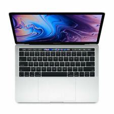 "Apple MacBook Pro 13.3"" (512GB SSD, Intel Core i5 8ª generazione, 2,40 GHz, 8GB) Laptop - Argento - MV9A2T/A (maggio, 2019)"