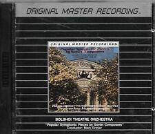 Bolshoi Theatre Orchestra - Popular Symphonic Pieces by Soviet..RARE MFSL CD