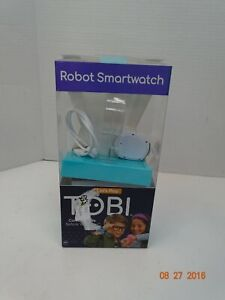 Little Tikes 655333 Tobi Robot Smartwatch - Blue (FN222)