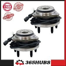 [1.515052] New Wheel Hub and Bearing Assembly  w/ABS 4WD 5-Lug Front pair(2)