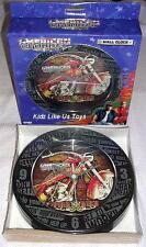 ~ American Chopper - MOTOR CYCLE BIKE WALL or STAND UP CLOCK Harley Chopper LAST