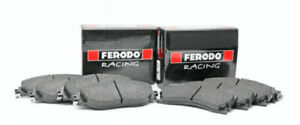 PASTILLAS DE FRENO FERODO DS2500 parte delantera+trasera Ford Focus ST225 Mk2