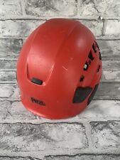 Petzl Vertex Vent Helmet Red 53cm - 63cm - Climbing / Work