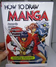 How To Draw Manga - Volume 1 - Compiling Characters