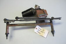 1984-1989 Porsche 911 OEM Windshield Wiper Crank Drive Assembly with Motor