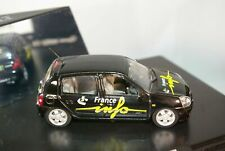 RENAULT CLIO 2 PH II 1.9 DCI RADIO FRANCE INFO NOREV # 77 11 223 588 1/43 517509