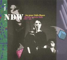 NDW-Die Neue Deutsche Welle 1977-85,Teil 4 von Various Artists (2016)