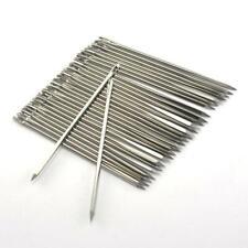 Supplies Diy Leather craft Leather Triangular Needles Needlework Pin Stitch