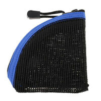 7-Compartment Mesh Leader Wallet, Fly-Fishing Tapered Leaders, Sink Tips