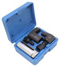S-XOS5 5pc Sensor De Oxígeno Lambda Socket Conjunto de herramientas de cazadores de Rosca Kit Car Garage