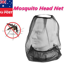 Army Issue Fly Mosquito Insect Bee Head Net Ideal for Camping Fishing Hiking