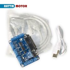5 Axis CNC Stepper Motor Driver V5 Type Breakout Board Interface Adapter Optical