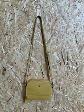 Ashwood Real Leather Mustard Yellow Clutch Bag , Ref M14