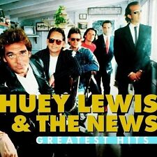 HUEY LEWIS & THE NEWS Greatest Hits CD BRAND NEW Best Of