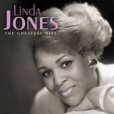 LINDA JONES - Greatest Hits - [Empire] - 21 TRACKS -CD-MINT