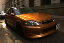 HONDA CIVIC BACKYARD SPECIAL STYLE FRONT LIP 1999 99 00 BODY KIT B16 B18 EK EJ