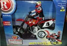 Ricky Carmichael R/C Remote Honda Cr250R Motorcycle New