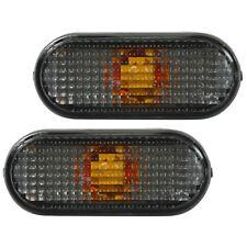 Seitenblinker Blinker Satz Grau/Smoke VW Passat 35i, VW Caddy II 2 und Sharan I