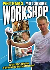 Whitham's Workshop 2009 DVD (Signed by James Whitham)