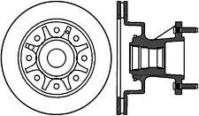 Disc Brake Rotor fits 1995-2007 Ford E-350 Super Duty E-350 Econoline Club Wagon