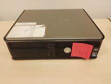 Dell OptiPlex 380 desktop Core 2duo e7500 2gb ddr3 80gb HDD DVD-RW VGA rs232