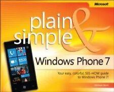 Windows® Phone 7 Plain & Simple