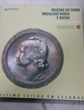 MOEDAS DE OURO MEDALHAS RARAS E NOTAS; PORTUGAL, 18 DEZEMBRO 2001 49