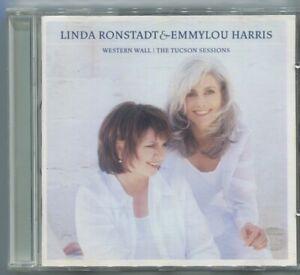 CD Linda Ronstadt & Emmylou Harris: Western Wall - The Tucson Sessions (Asylum)