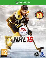 NHL 15 (Hockey 2015) XBOX ONE IT IMPORT ELECTRONIC ARTS