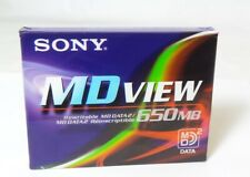 Sony MiniDisc MDVIEW MD DATA 2 for DCM-M1 (MMD-650A)