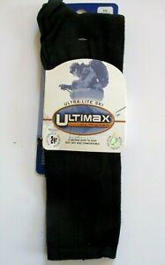 Wigwam Ultimax Ultra Lite Ski Sock Snowsport Size MS Women's 4-7 Youth 1-5 NIP