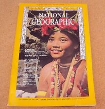 National Geographic May 1967 Canada Montreal St Lawrence River Micronesia