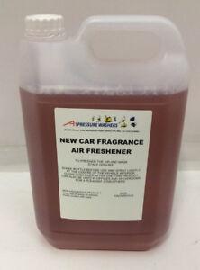 New Car Fragrance Air Freshener Deodoriser Concentrate Neutraliser Detailing