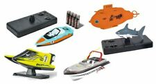 Nano Boote Deep Sea Dragon, Rapscallion, Speed Shark, Race Shark U- Boot RC Boot