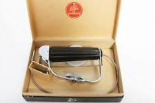 Vintage Bolex Paillard Movie Camera Grip And Cable Release In Box