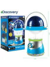 Discovery Kids Starlight Linterna 2 en 1 Luz Led Proyector De Estrellas &