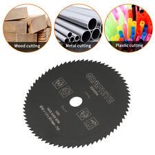 85mm*10mm 72T HSS Circular Saw Blade Cutting Disc Wheel For Wood Metal m