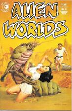 Alien Worlds Comic Book #9 Eclipse Comics 1985 NEAR MINT NEW UNREAD