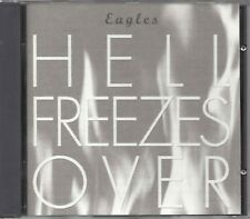 Eagles ‎– Hell Freezes Over    cd