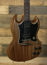 Gibson SG Standard Tribute Natural Walnut w/ Soft Shell Case